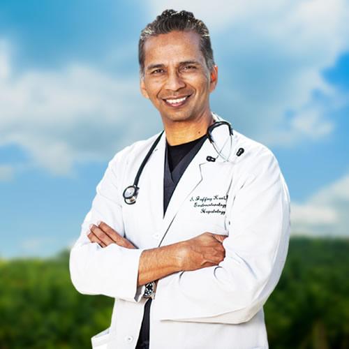 Dr. Jaffrey Kazi